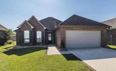 Lafayette Single Family Home For Sale: 124 Onyx