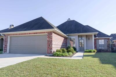 Youngsville Single Family Home For Sale: 706 Copper Meadow Boulevard