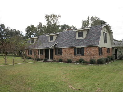 Lafayette Single Family Home For Sale: 200 Antiqua Drive