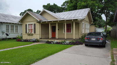New Iberia Rental For Rent: 106 Marie St