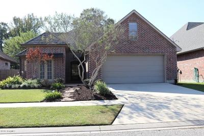 Lafayette Rental For Rent: 106 Metairie
