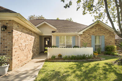 Youngsville Single Family Home For Sale: 305 Rue Canard
