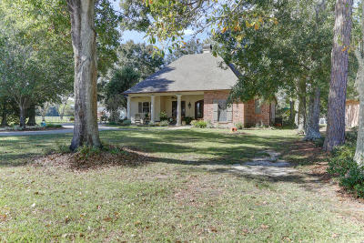 Lafayette Single Family Home For Sale: 102 S Roclay