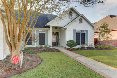 Lafayette Single Family Home For Sale: 306 Creekside Drive