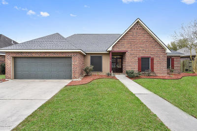 Youngsville Single Family Home For Sale: 102 Cornish Place