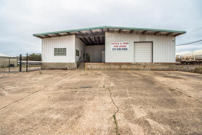 Lafayette Commercial For Sale: 115 Sunbeam
