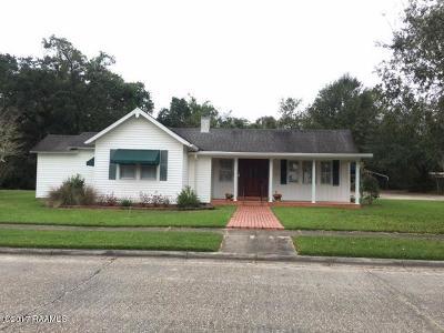 Abbeville Single Family Home For Sale: 200 Lake St Street