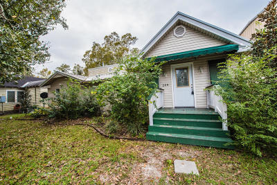 Abbeville Single Family Home For Sale: 205 N Myrtle Avenue