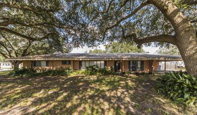Franklin Single Family Home For Sale: 2106 Hebert Street