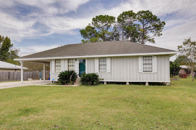 New Iberia Single Family Home For Sale: 210 Guadalupe Street