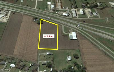 New Iberia Residential Lots & Land For Sale: 1625 Us Highway 90