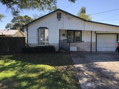 Eunice Single Family Home For Sale: 227 Peach Street