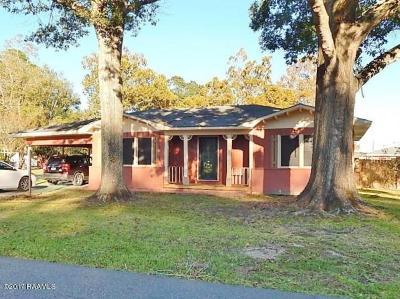 Rayne Single Family Home For Sale: 708 Margaret Avenue