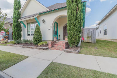 Youngsville Single Family Home For Sale: 110 Deysbrook Lane