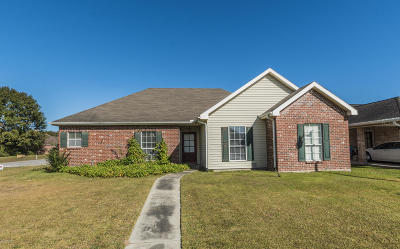 Lafayette Single Family Home For Sale: 210 Wildflower Lane