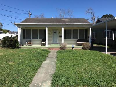 New Iberia Single Family Home For Sale: 632 Julia Street