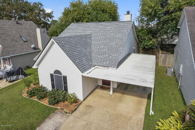 Lafayette Single Family Home For Sale: 207 Elsinore Circle