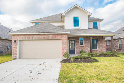 Rayne Single Family Home For Sale: 103 Pastoral View Dr.