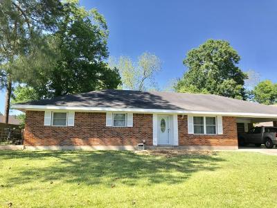 Lafayette Single Family Home For Sale: 109 Lita Drive