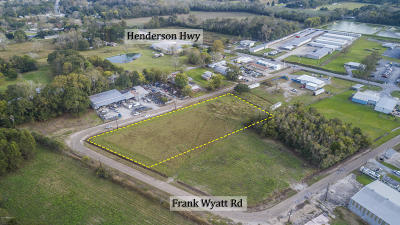 St Martin Parish Commercial Lots & Land For Sale: 1135 B Henderson