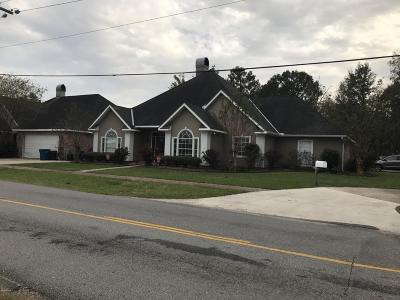 Broussard, Lafayette, Youngsville Rental For Rent: 161 Vincent Road