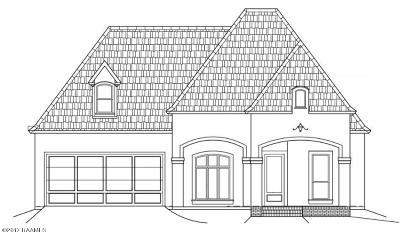 Lafayette Single Family Home For Sale: 217 Lemongrass Lane