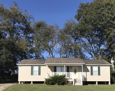 Carencro Single Family Home For Sale: 204 Rue Basin