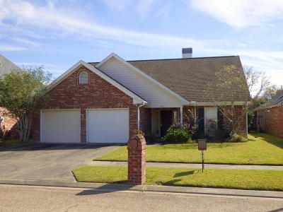 Lafayette Single Family Home For Sale: 152 Kingspointe Circle