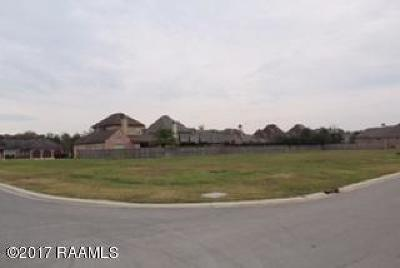 Lafayette Residential Lots & Land For Sale: 201 Winthorpe Row