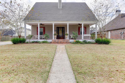 Lafayette LA Single Family Home For Sale: $266,000