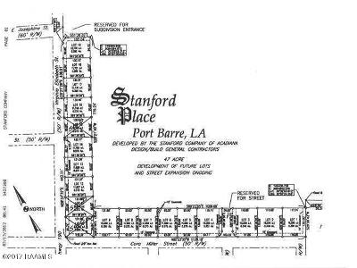 St Landry Parish Residential Lots & Land For Sale: 7 Cora Miller Street