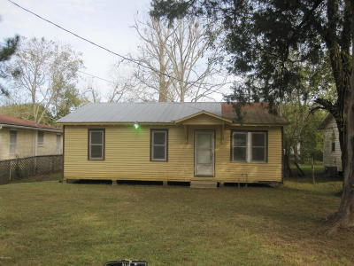Opelousas Single Family Home For Sale: 731 Ballard Street