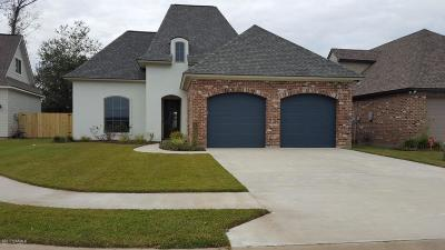 Youngsville Single Family Home For Sale: 216 Golden Cypress