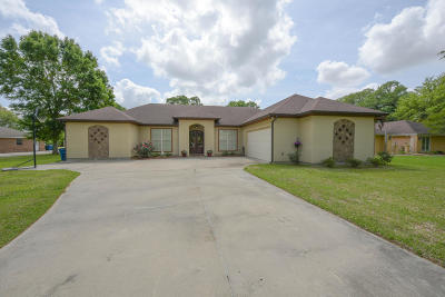 Lafayette Single Family Home For Sale: 1101 La Neuville Road