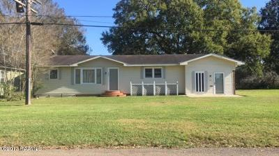 Kaplan Single Family Home For Sale: 507 N Louisiana Street
