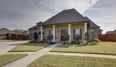 Copper Meadows Phase Iv Single Family Home For Sale: 201 Quiet Oaks
