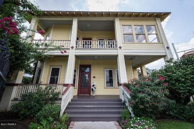 Duson, Lafayette Commercial For Sale: 402/406 Garfield Street