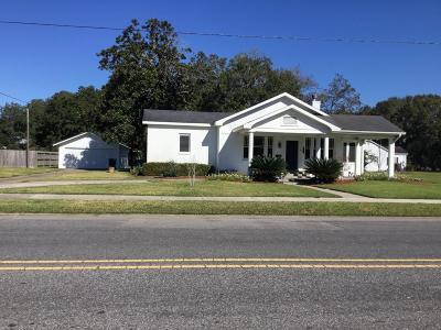 Breaux Bridge Single Family Home For Sale: 408 N Main Street