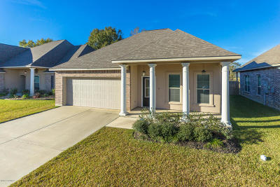 Youngsville Single Family Home For Sale: 206 Marston House Drive