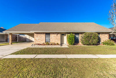 Duson Single Family Home For Sale: 308 Sedric