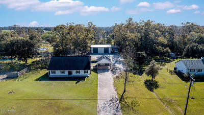 Vermilion Parish Single Family Home For Sale: 8223 Meadow Lane