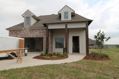 Broussard Single Family Home For Sale: 505 Easy Rock Landing Drive