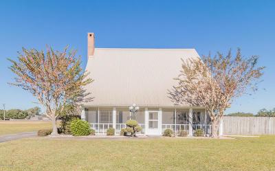 Breaux Bridge Single Family Home For Sale: 1005 Stephanie Drive