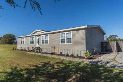 Arnaudville Single Family Home For Sale: 305 Nonc Lol Road