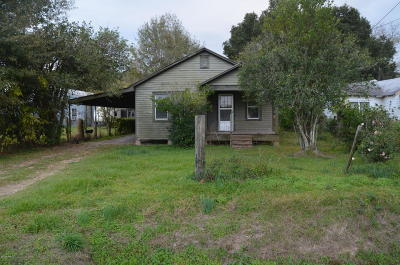 Opelousas Single Family Home For Sale: 229 Hwy 104