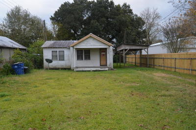 Opelousas Single Family Home For Sale: 235 Hwy 104