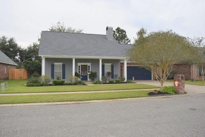 Youngsville Single Family Home Active/Contingent: 120 Devon Way