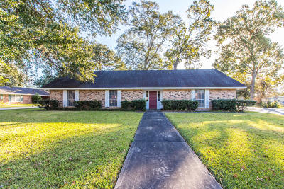 Opelousas Single Family Home For Sale: 1701 Wilson