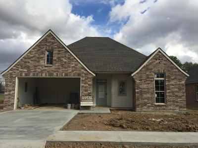 Carencro Single Family Home For Sale: 212 Safe Haven Drive