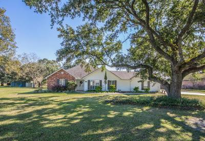 Erath Single Family Home For Sale: 1123 Lopez Road